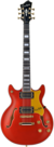 Hagstrom-E-gitaar-Alvar-Ltd-Red-Topaz-Metallic