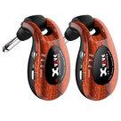 Xvive-U2-Guitar-Wireless-System-Wood-digitaal-draadloos-zendontvangerysteem-voor-gitaar