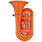 Coolwind-Tuba-in-Bb-kleur-oranje