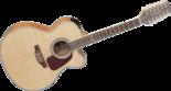 Takamine-GJ-72E12-12-snarige-electro-akoestische-Jumbo-gitaar