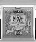 Ernie-Ball-2406-Ernesto-Palla-Nylon-Classical-Black-And-Silver