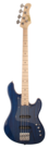 CORT-Basgitaar-GB75JJ-Aqua-Blue-5-snaren
