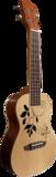 CLX Concert ukulele Leaves DeLuxe, Spruce bovenblad_6