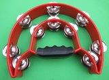 Nieuwe Beatringen voor handpercussie, rood of zwart_6