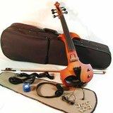 6-snarige elektrische viool 4/4 compleet _6