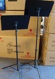 10x dirigent/orkest standaard Fzone, klein inklapbaar_6