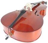 Cello 4/4 (volwassen maat) incl gevoerde hoes, strijkstok_6