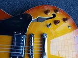 Vintage VSA500HB hollowbody Honeyburst, model ES335_6