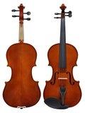 Leonardo viool 3/4 of 4/4 basic, compleet met koffer, strijkstok e.d._6