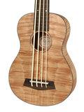 Korala Performer Series bas ukulele, electro-ak, fretloos_6