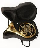 ChS French horn, Bb met koffer_6
