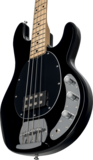 Sterling SUB Ray 4 Black SR4, 4-snarige basgitaar, nu met hoes_6
