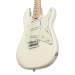 Sterling by Musicman Cutlass CT50-OWH Old White_6