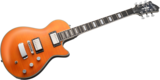 HAGSTROM E-Gitaar, Ultra Max, Milky Mandarin Satin_6