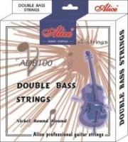 Snaren voor contrabas, Double Bass Strings