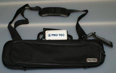Protec koffer voor dwarsfluit, inclusief schouderband