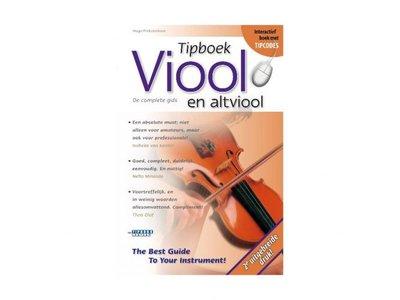 Tipboek viool en altviool