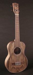 Korala tenor ukulele met gitaarmechanieken, geheel dao