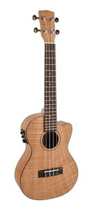 Korala Tenor ukulele Performer, Okoume, electro-akoestisch