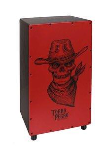 Torro Perro Art Series Cajon, Cowboy BRB