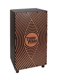 Torro Perro Art Series Cajon, Gong BBO