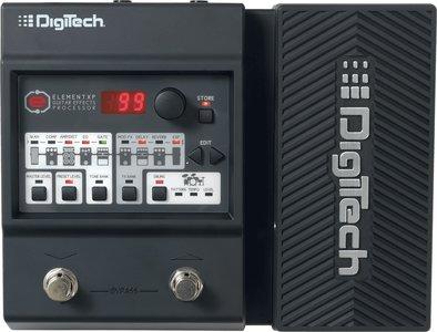 Digitech Multi-effect, element en expressie pedaal ELMTXPV-01