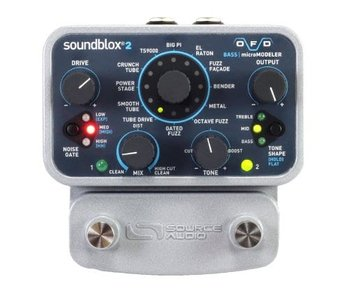 Source Audio SA228 Soundblox 2 OFD Bass micromodeler effectpedaal