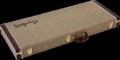 HAGSTROM Rechthoekige koffer voor oa strat-, tele- en SG-modellen