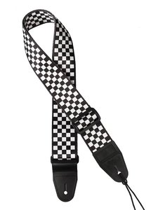 Gaucho Icon Series 'Checkers Deck' gitaarriem