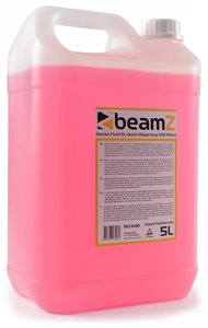 Beamz FSMF5Q Smoke Fluid 5L Quick Dispersal CO2 Effect