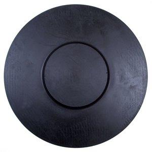 Rubber demper/ oefenpad 14 inch met verdikt middenstuk