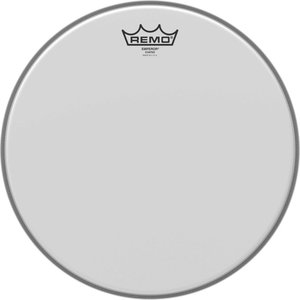 "Remo Drumvel 12"" of 13"" BE-0112/13-00 Emperor Ruw Wit, Tom/ Snarevel"