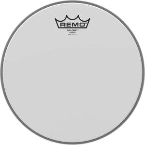"Remo Drumvel 13"" BD-0113-00 Diplomat ruw wit Tom/ Snarevel"