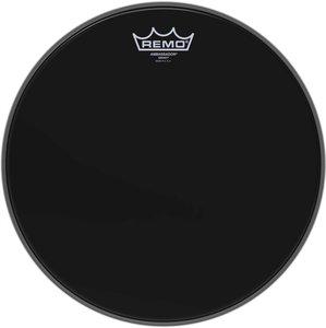 """Remo Drumvel 13"""" ES-0013 Ebony Ambassador Tom/ Snarevel"""
