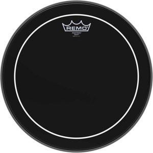"Remo Drumvel 13"" ES-0613-PS Pinstripe Ebony tom/ Snarevel"