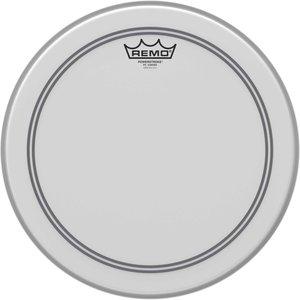 "Remo Drumvel 13"" P3-0113-BP Powerstroke 3 Ambassador ruw wit Snarevel"
