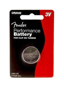Fender 3V batterij, knoopcel