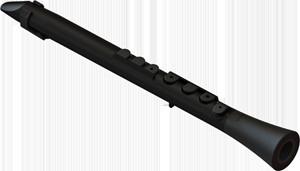 Nuvo DooD Black Black, de opstap van blokfluit naar klarinet