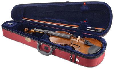 Stentor viool student II, 4/4, met strijkstok en koffer, SR1500A