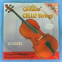 Cellosnaren, complete set ADGC roundwound light