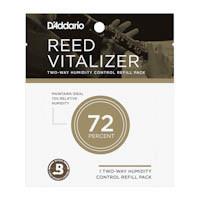 D'Addario Reed Vitalizer 72%, navulpakket