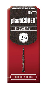 D'Addario Plasticover rieten voor Bes klarinet