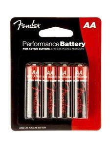Fender AA Batterij, 4-pack