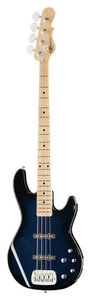 G&L Tribute MJ4 Blueburst MP, nu met stevige G&L gigbag