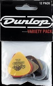 Dunlop plectrums, Special Variety Pack - Zakje met 12, assortiment Heavy