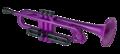 Coolwind-CTR200-Trompet-in-Bb-met-softbag-paars