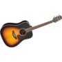Takamine-Dreadnought-Solidtop-akoestische-westerngitaar-Brown-Sunburst