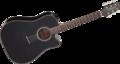 Takamine-Dreadnought-electro-akoestische-westerngitaar-GD15-zwart