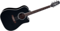 Takamine-EF341SC-elektro-akoestische-western-gitaar-zwart-met-koffer