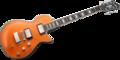 HAGSTROM-E-Gitaar-Ultra-Max-Milky-Mandarin-Satin